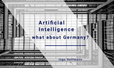 Artificial Intelligence – what about Germany
