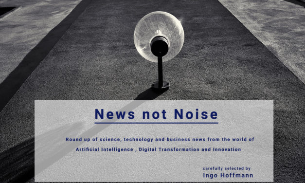 News not Noise – 06/2018