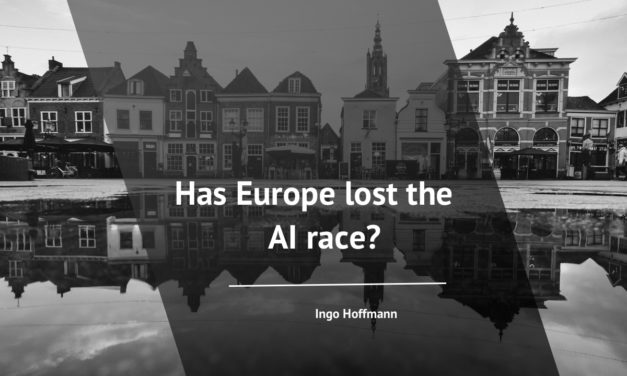 Has Europe lost the AI race?