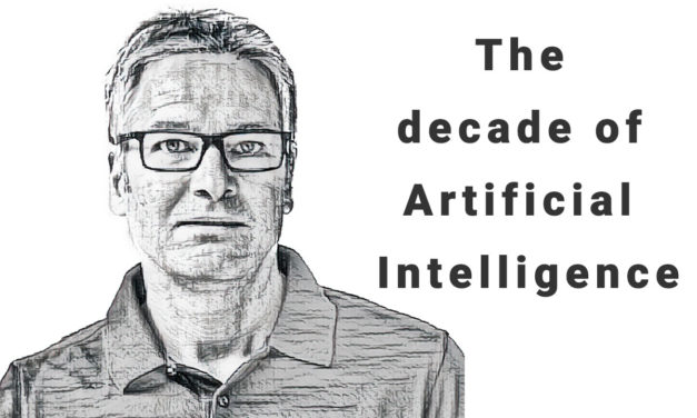 The decade of Artificial Intelligence